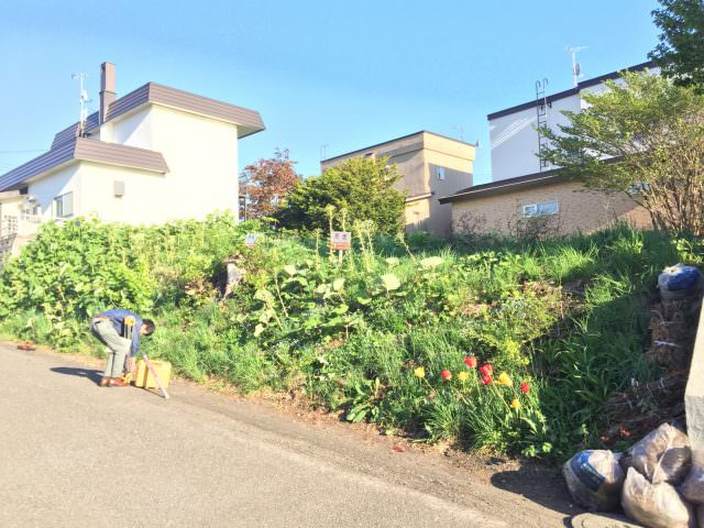 好きなことができる広い庭と店舗があるお家(*^^*)南欧テイスト!
