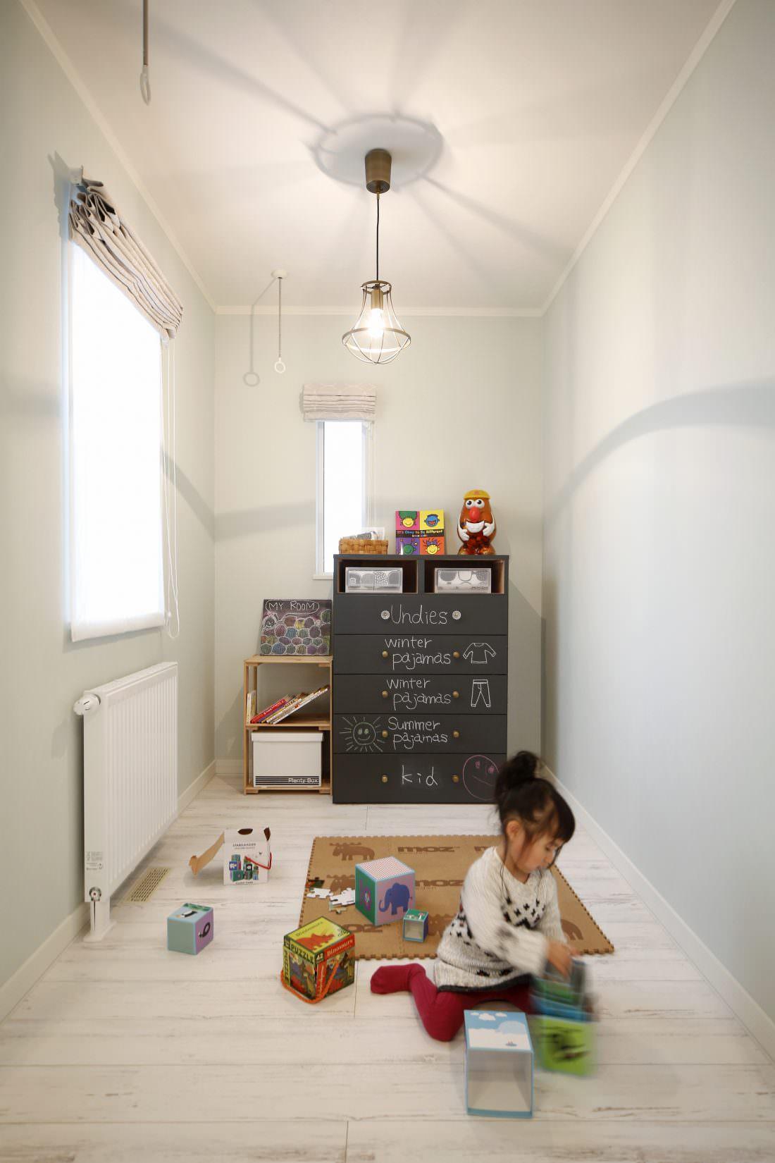 子供の想像力を育てるキッズスペース